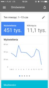 Omówienie - czyli dane i statystyki kampanii