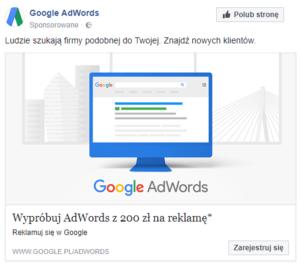 Reklama kontaktowa na Facebooku