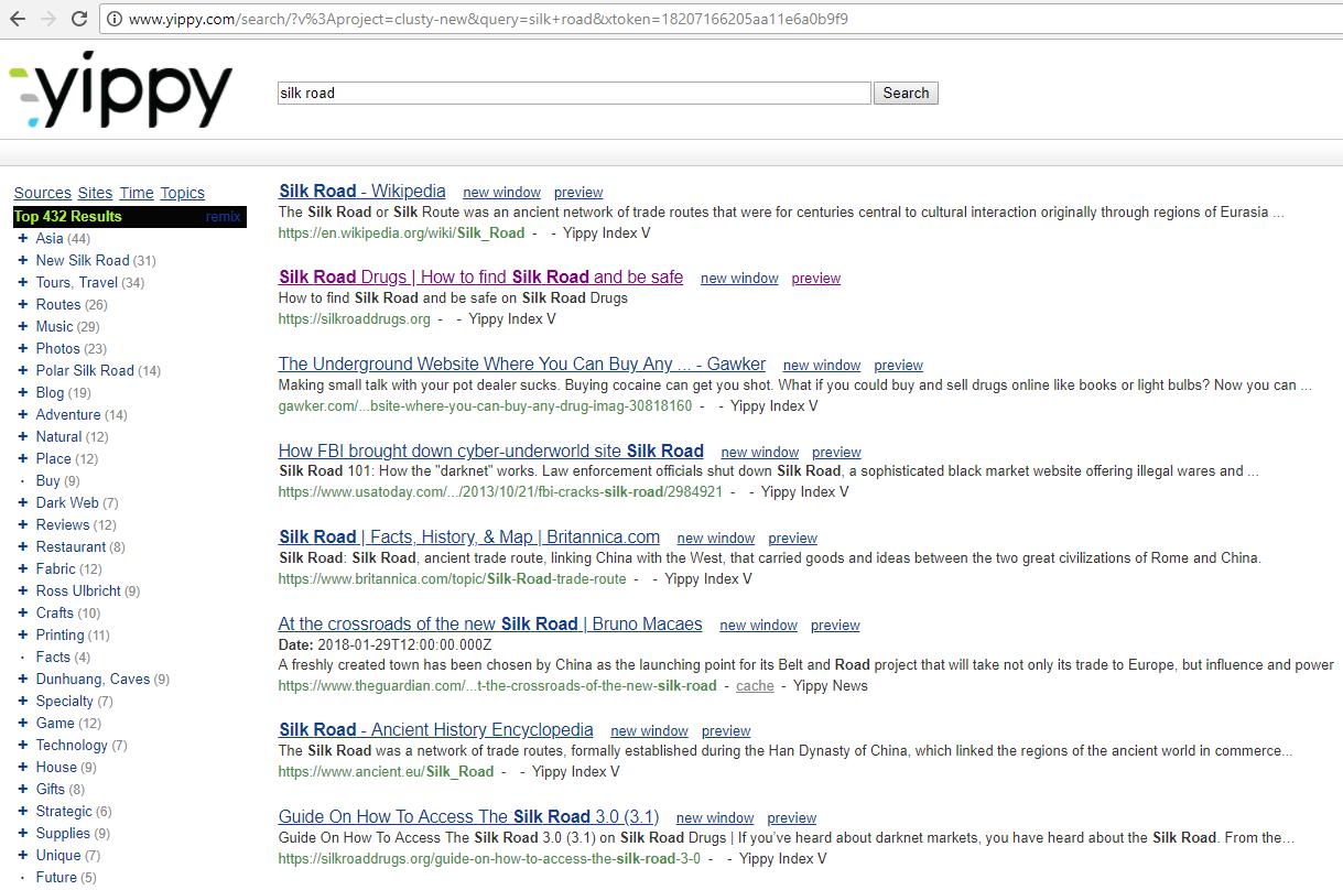 Wyspecjalizowane wyszukiwarki internetowe